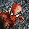 Spiderman by Marc Brawner