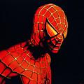 Spiderman by Paul Meijering