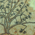 Spikey Tree No. 1 by Gene Huebner
