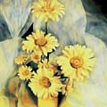 Spilling Sunlight Impressionism by Isabella Howard