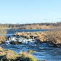 Spillway Panorama by Bonfire Photography