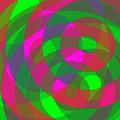 Spin 2 by Julia Woodman