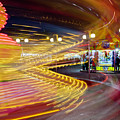 Spin Until Dizzy by Wolfgang Stocker