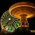 Spinning Fair Fun by David Lee Thompson