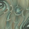 Spinning Galaxies by Deborah Benoit