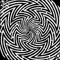 Spinning Optical Illusion Maze by Yonatan Frimer Maze Artist
