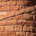 Spiral Bricks by Laurel Powell