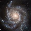 Spiral Galaxy - Messier 77 by Marianna Mills