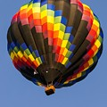 Spiral Hot Air Ballooning by Anthony Sacco