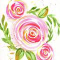 Spiral Pinks  by Nada Meeks