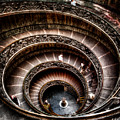 Spiral Staircase No2 by Weston Westmoreland