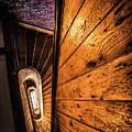 Spiral Stairwell by Robert Clifford