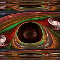 Spiral Warp by Deborah Benoit
