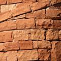 Spiraling Bricks by Laurel Powell
