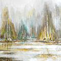 Spired Mounds by Kaata Mrachek