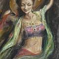 Spirit Dance  by Lizzy Forrester