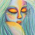Spirit Guide Truer Me by Beryllium Canvas