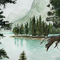 Spirit Lake by Brenda Owen