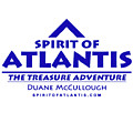 Spirit Of Atlantis Logo by Duane McCullough