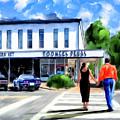 Spirit Of Auburn - Toomer's Corner by Mark Tisdale