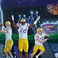 Spirit Of Baton Rouge by Hershel Kysar