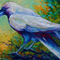 Spirit Raven by Marion Rose
