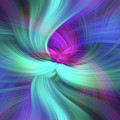 Spiritual Freedom. Mystery Of Colors by Jenny Rainbow