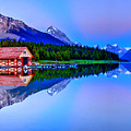 Spiritual Lake by Scott Mahon