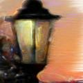 Spiritual Lamp by Dee Flouton