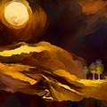 Spiritual Landscape by Cristina Edelman