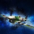 Hawker Typhoon by Ian Mitchell