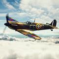 Spitfire P7350 by J Biggadike