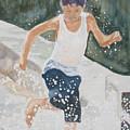 Splash Dance by Jenny Armitage