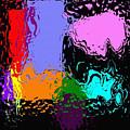 Splash Of Colors by Andrea N Hernandez