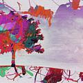 Splash Tree Art  by Gull G