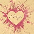Splattered Love by Amy Sorvillo