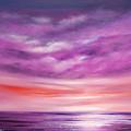 Splendid Purple by Gina De Gorna