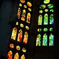 Splendid Stained Glass Windows by Georgia Mizuleva