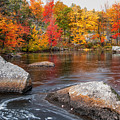 Splendor Of Fall by Tom Weisbrook