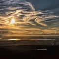 Splendorous Sunset by John M Bailey
