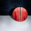 Split Circle Red by YoPedro