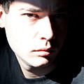 Split Face by Angus Hooper Iii