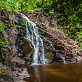 Split Rock Falls by Rikk Flohr