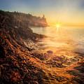 Split Rock Glory by Rikk Flohr
