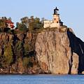 Split Rock Lighthouse  9321 by Jack Schultz
