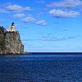 Split Rock Pano by Dale Niesen