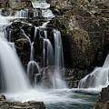 Split Rocks Falls 2 by Tony Beaver