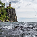 Splitrock Lighthouse 8-4-17 by Aliza Anderson