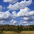 Spokane Cloudscape by Ben Upham III