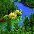 Spokane River Blues by Ben Upham III